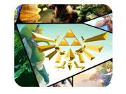 "Link The Legend Of Zelda Skyward Sword Mousepad Personalized Custom Mouse Pad Oblong Shaped In 10"""" x 11"""" Gaming Mouse Pad/Mat"" 9SIAC5C5WW1316"