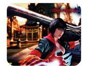 Devil May Cry Mousepad Personalized Custom Mouse Pad Oblong Shaped In 10