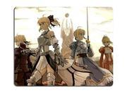 "Fate Stay Night Zero 16 Saber Lily Red Alter Type-Moon Anime Game Gaming Mouse Pad 8"""" x 9"""""" 9SIA6HT5YE4709"