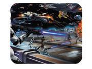 Star Wars Battlefront Ii Mousepad Personalized Custom Mouse Pad Oblong Shaped In 8