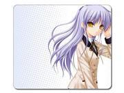 DIY Gaming Mouse Pad Angel Beats Png Customized Friendly Mouse Mat Cute Mousepad 10