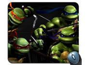 """Custom TMNT Fight v4 - Teenage Mutant Ninja Turtles Mouse Pad g4215 8"""""""" x 9"""""""""""" 9SIAC5C5WW9827"""
