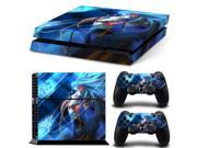 For PS4 Playstation 4 Console Vinyl Decal Protective Skin Sticker #6466