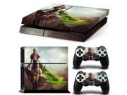 For PS4 Playstation 4 Console Vinyl Decal Protective Skin Sticker #1589