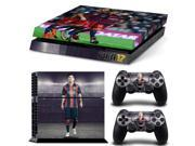 For PS4 Playstation 4 Console Vinyl Decal Protective Skin Sticker #5425