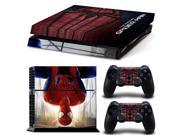 Spiderman Design Skin Sticker for PS4 Console 9SIAC5C70U9342