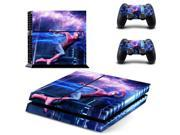 Spider Man Design Decal Skin Cover For Playstaion 4 Console PS4 Skin Stickers+2Pcs Controller Protective Skins 9SIAC5C70U6298