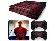 Spiderman designs skin sticker for sony PS4 SLIM console 9SIAC5C70U9710