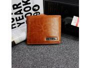 Genuine Leather Men Coin Packe Wallets Solid Short Card Holder Designer Purses Dollar Price Pouch Cartera Carteira Masculina (9SIAC5C8G25915 181117wallet3146 GENERIC) photo