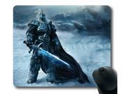 "World of Warcraft Wrath of the Lich King Game Rectangle Mouse Pad 8"""" x 9"""""" 9SIAC855218384"