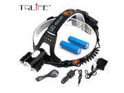 3 LED Headlight Bike lights 9000 Lumens XM-L T6 Head Lamp High Power LED Headlamp +2*18650 Battery +Charger+Car Charger+Bike cli 9SIAC855FZ2281