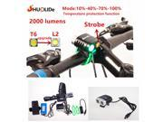 USB Rechargeable CREE XML2 Bicycle Light headlight 18650 head lamp lampe frontale farol bike linterna frontal bike light 9SIAC855FZ2899