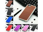 For iPhone 5se Case Original Soft Rubber Silicone Shoes Sole Cover for iPhone 5 6 7 7PLUS Vansing Phones Case shell square 9SIAC855GX0257