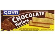 Goya Chocolate Wafers Cookies