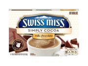 Swiss Miss Simply Cocoa Milk Chocolate Hot Cocoa Mix 9SIAC8Z5AY9125