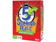 Patch - 5 Second Rule Game 9SIAC9055T3981