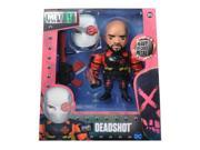 """Suicide Squad Movie 6""""""""inches Tall Diecast Metals Action Figure Deadshot by Jada"""" 9SIAC9B50R0838"""