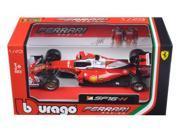 2016 Ferrari Racing Formula 1 SF16 Kimi Raikkonen #7 1/43 Di