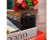 2017 Hot selling Fidget Cube Mini Desk Toy fidget cube relieves stress Magic Cube(Black) 9SIAC9K5BV6738