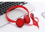 New promotional fashion candy colors headphone stereo phone general music headset 9SIAC9K62U2074