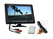 Rugged Cams 9 Mobile Color Monitor 2 Channel Model