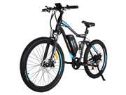 Addmotor HITHOT Electric Bicycle 48V 500W Motor 10.4 AH Electric Bikes H1 Sport Bike Mountain E-bike 2018 For Adults 9SIACC35JB4442