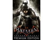 Batman Arkham Knight Premium Edition [Download Code] - PC 9SIACF85T62432