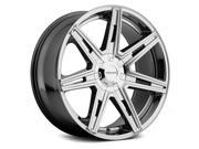 Cruiser Alloy 918V Paradigm 22x8.5 5x4.5