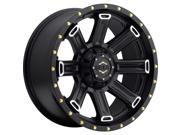 Gear Alloy 738MB Switchback 17x9 5x4.5