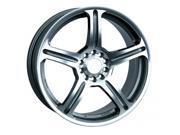 XXR 772 15x6.5 5x100,5x4.5 35et Machined Wheels Rims