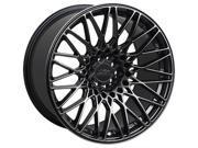 XXR 553 20x10.25 5x114.3,5x120 16et Chromium Black Wheels Rims