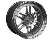XXR 552 18x10 5x100,5x114.3 36et Hyper Silver Machined Lip  Wheels Rims