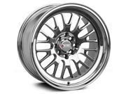 XXR 531 17x9 5x100,5x114.3 35et Platinum Wheels Rims