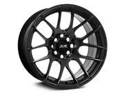 XXR 530 18x8.75 5x112 33et Chromium Black Wheels Rims