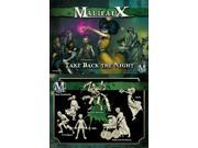 Resurrectionists: Take Back the Night - Molly Crew WYR20207 Wyrd Miniatures 9SIACGR5469442