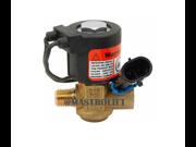 IMPCO ET98 30515 001 LOCK OFF VALVE LOCKOFF FL 219 2 12V LPG PROPANE GAS FORKLIFT TRUCK