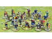 SAGA The Crescent & The Cross Miniatures Crusader Starter Warband GPB CCSB02 9SIACMG5RU9972