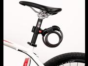 Bike Lock Cable Chain 5 Digit Number Code Combination Bike Locks