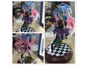 New Arrival 1pcs Anime No Game No Life White Shiro 1/7 Complete PVC Action Figure Figurine Resin Collection Model Toy Doll Gifts 9SIACN45C58884