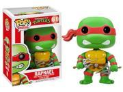 Funko POP! TMNT Teenage Mutant Ninja Turtles Raphael The Red Turtle Vinyl Bobble Head Toy Figure 10cm/4in 1pcs (Color: Red) 9SIACN45C58916