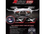 Vipwind Syma X5C-1 Explorers 2.4G 4CH rc airplane 4ch Quadcopter With HD Camera LCD Drone RTF