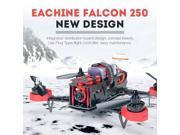 Vipwind Eachine Falcon 250 FPV Quadcopter with FlySky i6 2.4G Remote Control 5.8G HD Camera RTF Hangbag