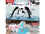 Vipwind SYMA X8G Drone with 8.0MP HD Camera 2.4GHz 4CH 6-Axis RC Quadcopter