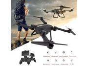Vipwind 2.4G 4CH Altitude Hold HD Camera WIFI FPV RC Quadcopter Pocket Drone Selfie Fold Super Present