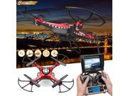 Vipwind Quadcopter Drone LANDVO JJRC H8D FPV Headless 2.4GHz 6-Axis Remote Control GYRO