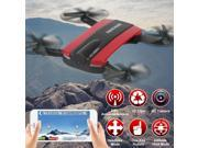 Vipwind JXD 523W Altitude Hold HD Camera WIFI FPV RC Quadcopter Drone Selfie Foldable 9SIACNE60P4201