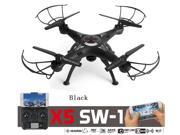 Vipwind X5SW-1 FPV Drone Upgrade WiFi Camera Real Time Video RC Quadcopter 2.4G 6-Axis Quadrocopter with Battery