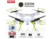 Vipwind Original Syma Drone with Camera HD X5HW (X5SW Upgrade) FPV 2.4G 4CH RC Helicopter Quadcopter, Dron Quadrocopter Toy