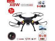 Vipwind [Shipping From US] X8W FPV RC Quadcopter Helicopter UFO 2.4GHz 4CH 6-Axis HD 2MP Camera Drone