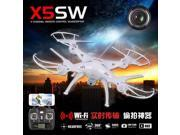 Vipwind 100% Original high quality SYMA X5SW WIFI RC Drone fpv Quadcopter with Camera Headless 2.4G 6-Axis Real Time RC Helicopter Quad copter Toys